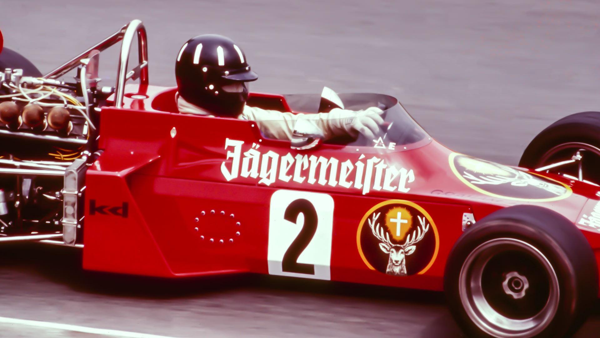 Brabham BT 38 FORMEL 2