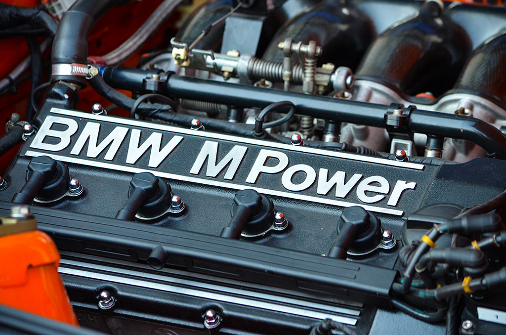 Stagpower BMW M Power